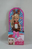 098 - Barbie doll playline - shelly