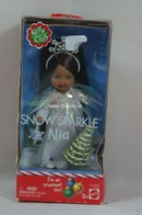 099 - Barbie doll playline - shelly
