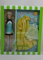 102 - Barbie silkstone fashion models