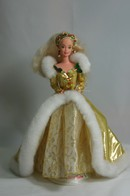 102 - Barbie doll collectible