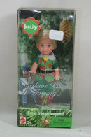 102 - Barbie doll playline - shelly