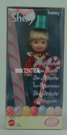 109 - Barbie doll playline - shelly