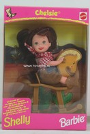 116 - Barbie doll playline - shelly