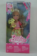 121 - Barbie doll playline - shelly