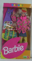 123 - Barbie doll playline