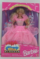 125 - Barbie doll playline