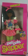 126 - Barbie doll playline - several dolls