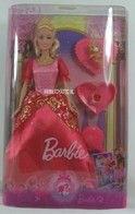 130 - Barbie doll playline