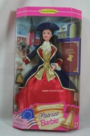 132 - Barbie doll collectible