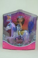 132 - Barbie doll playline - shelly