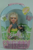 133 - Barbie doll playline - shelly