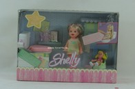 134 - Barbie doll playline - shelly