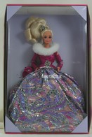 136 - Barbie doll collectible