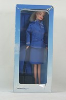 136 - Barbie doll playline - several dolls