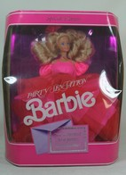 137 - Barbie doll collectible