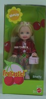 150 - Barbie doll playline - shelly