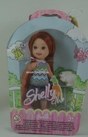 152 - Barbie doll playline - shelly