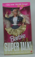 155 - Barbie doll playline