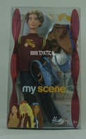 158 - Barbie doll playline - several dolls