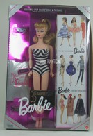 166 - Barbie doll repro