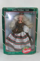 180 - Barbie doll collectible