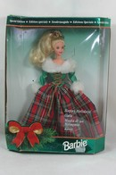 186 - Barbie doll collectible