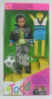 189 - Barbie doll playline - several dolls