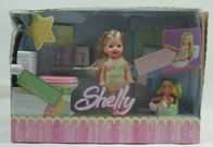 193 - Barbie doll playline - shelly