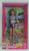 194 - Barbie doll playline - several dolls