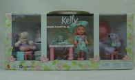 201 - Barbie doll playline - shelly