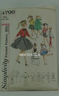 027 - Barbie vintage patterns