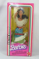 270 - Barbie dolls of the world