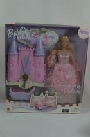 273 - Barbie doll playline