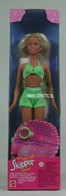 275 - Barbie doll playline