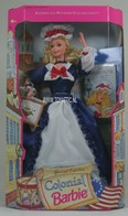 291 - Barbie doll playline