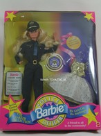 321 - Barbie doll playline