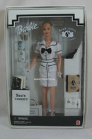 322 - Barbie doll collectible