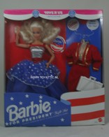 323 - Barbie doll playline