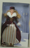 383 - Barbie doll collectible