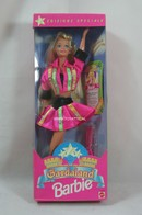 390 - Barbie doll playline