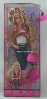 419 - Barbie doll playline