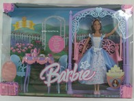 459 - Barbie doll playline
