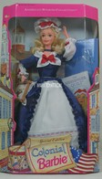 466 - Barbie doll collectible