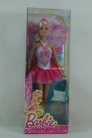 487 - Barbie doll playline