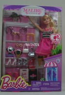 528 - Barbie doll playline