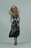 537 - Barbie doll playline