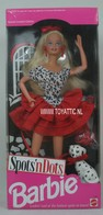 538 - Barbie doll playline
