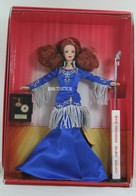 606 - Barbie doll collectible